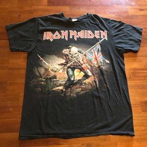 Other - 2000s retro Iron Maiden Eddie Trooper T-shirt